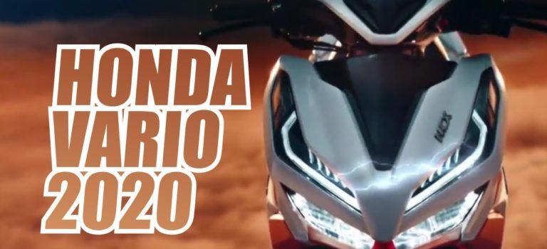 Honda Vario 150 Terbaru